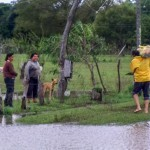 Flood Relief Work in Paraguay