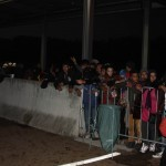 Refugee relief efforts at the Croatia/Slovenia border - November 13
